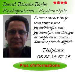 Fiche David-Etienne Barbe